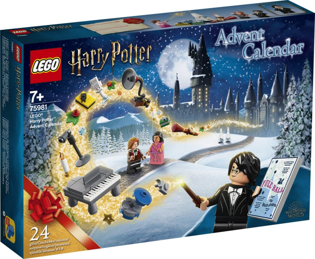 LEGO Harry Potter 75981 Advent Calendar 1