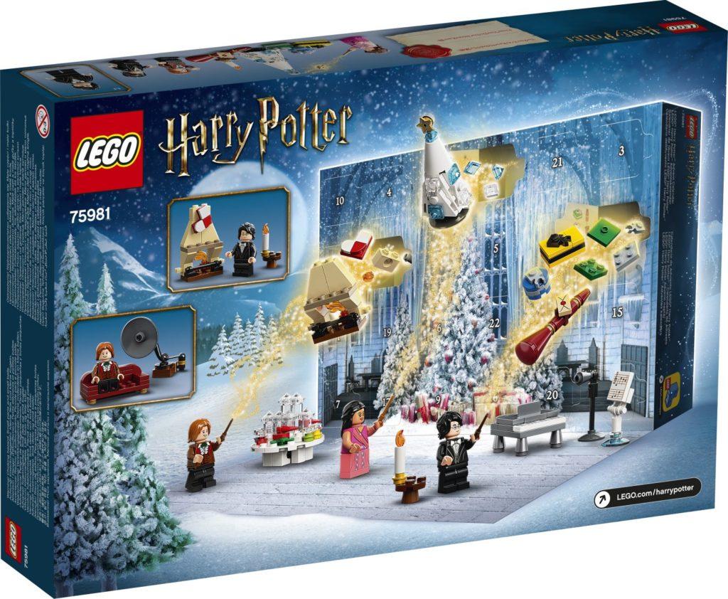 LEGO Harry Potter 75981 Advent Calendar 2