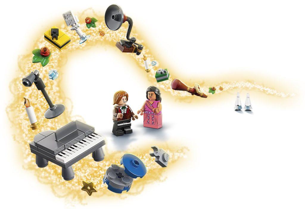 LEGO Harry Potter 75981 Advent Calendar 4