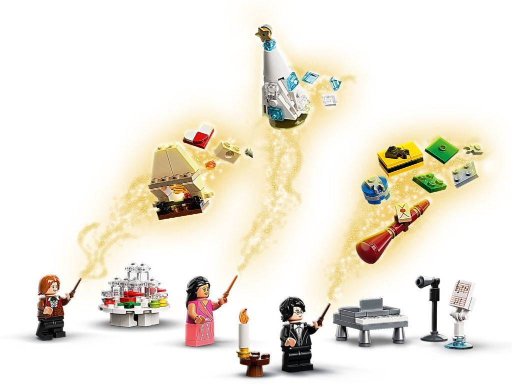 LEGO Harry Potter 75981 Advent Calendar 5
