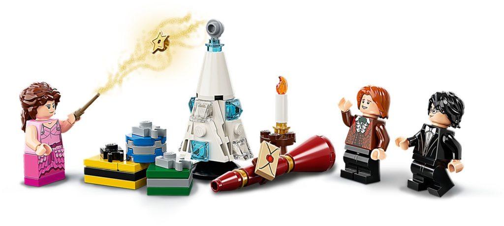 LEGO Harry Potter 75981 Advent Calendar 6