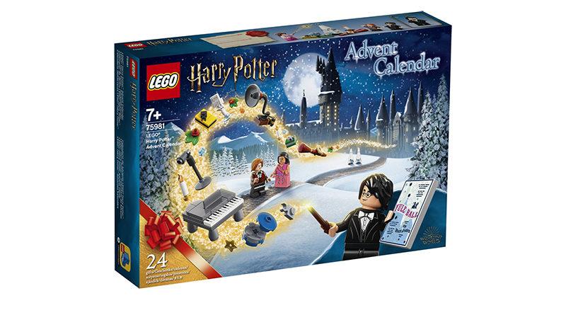 LEGO Harry Potter 75981 Advent Calendar Featured 800x445