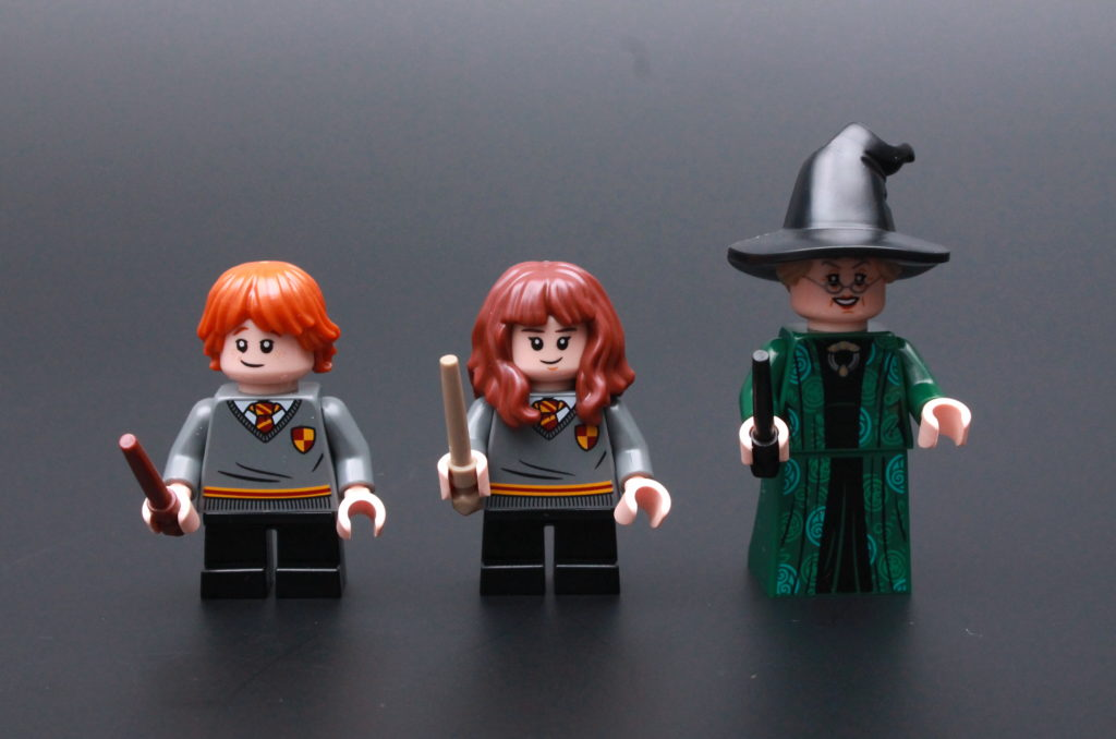 LEGO Harry Potter 76382 Hogwarts Moment Transfiguration Class 10