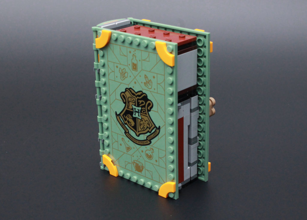 LEGO Harry Potter 76383 Potions Class Review 12