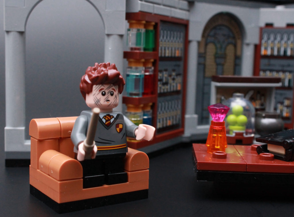 LEGO Harry Potter 76383 Potions Class Review 3