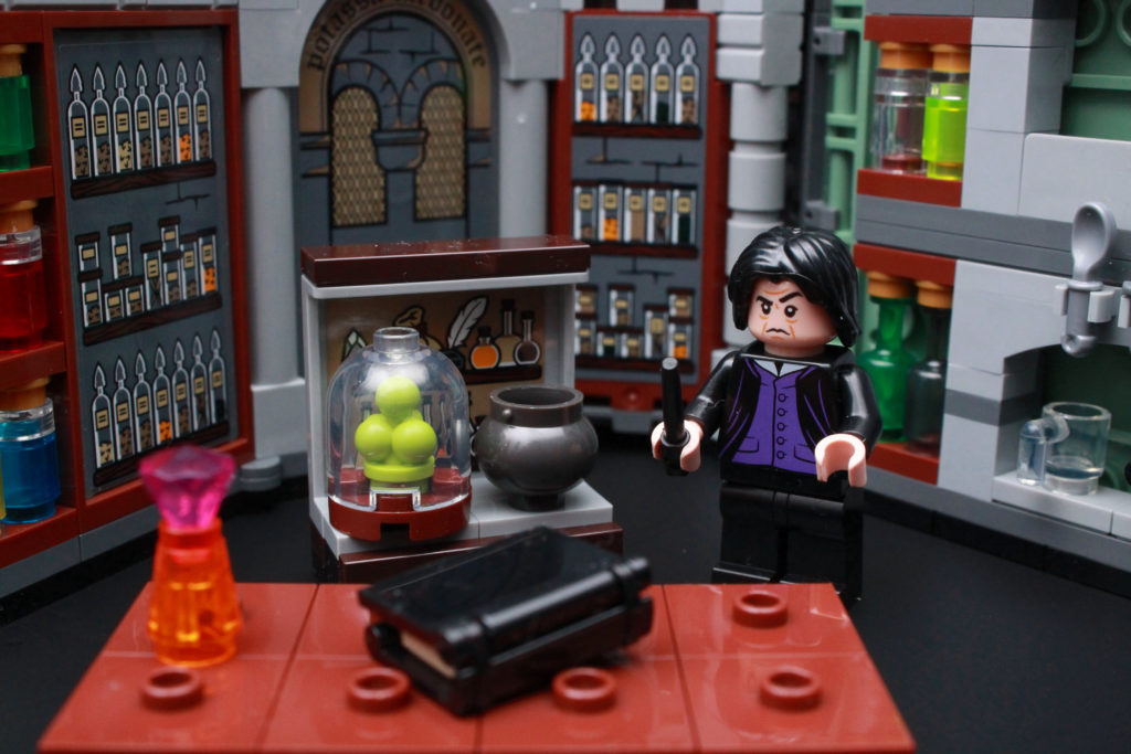 LEGO Harry Potter 76383 Potions Class Review 4