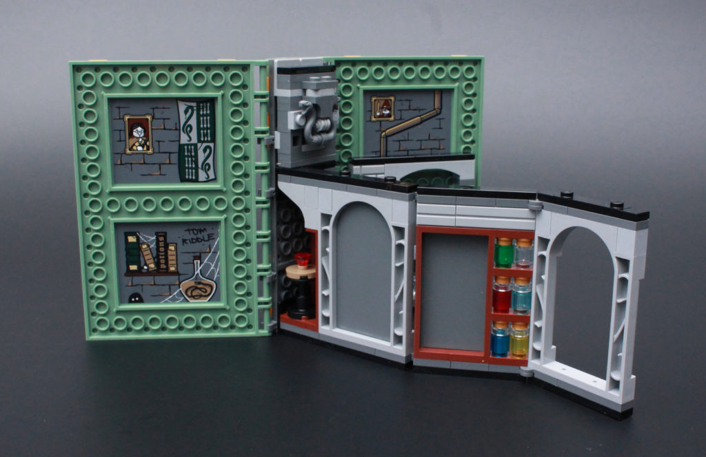 LEGO Harry Potter 76383 Potions Class Review 6