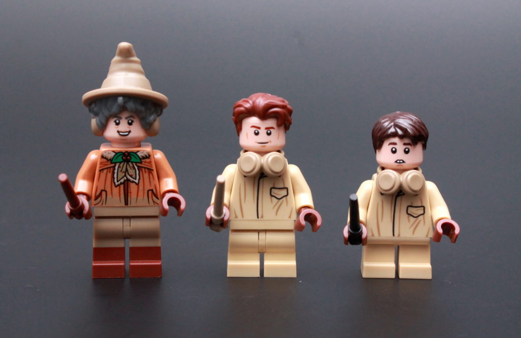 LEGO Harry Potter 76384 Hogwarts Moment Herbology Class Review 14