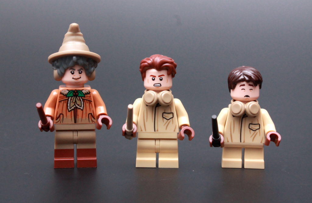 LEGO Harry Potter 76384 Hogwarts Moment Herbology Class Review 15