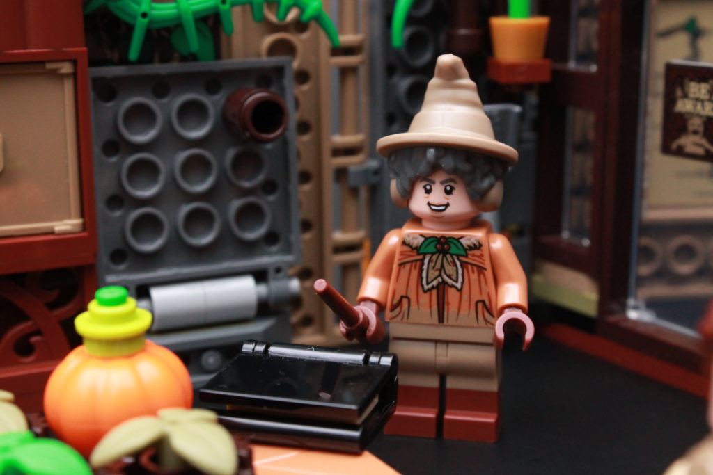 LEGO Harry Potter 76384 Hogwarts Moment Herbology Class Review 2