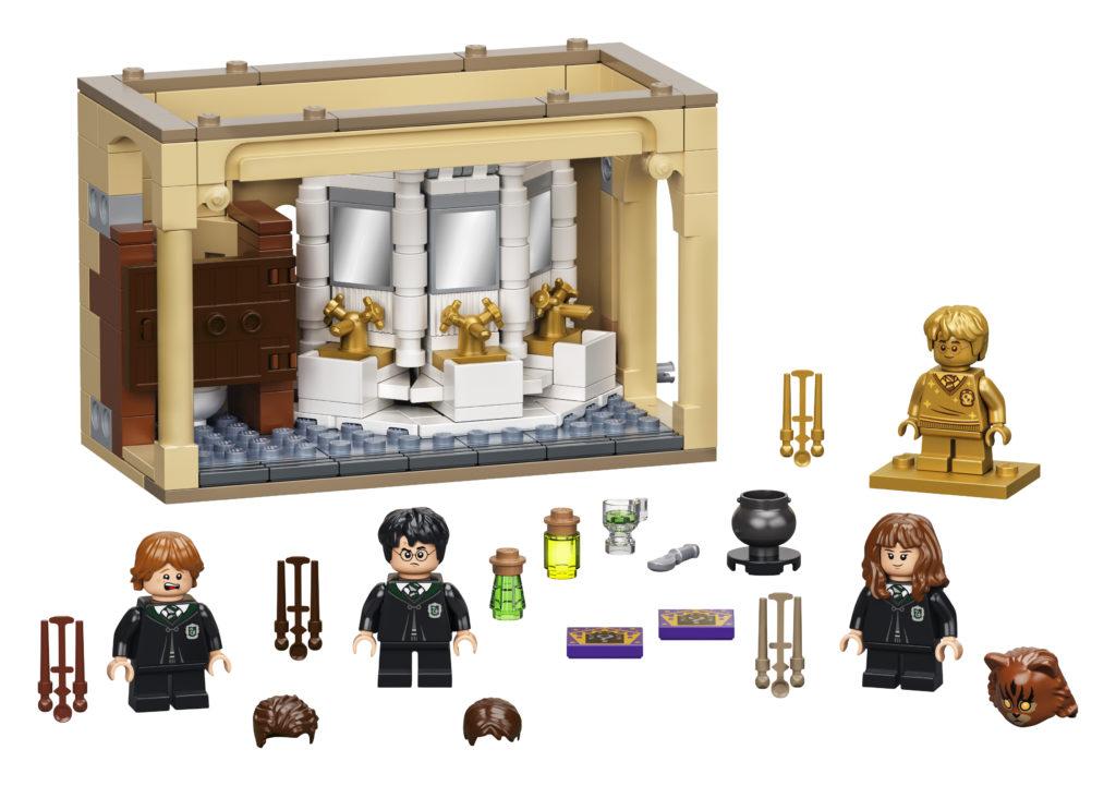 LEGO Harry Potter 76386 Hogwarts Polyjuice Potion Mistake 4