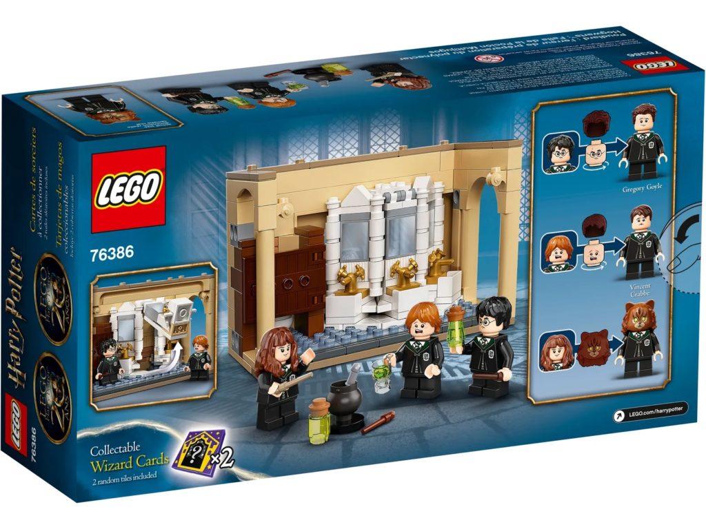 LEGO Harry Potter 76386 Hogwarts Polyjuice Potion Mistake 5