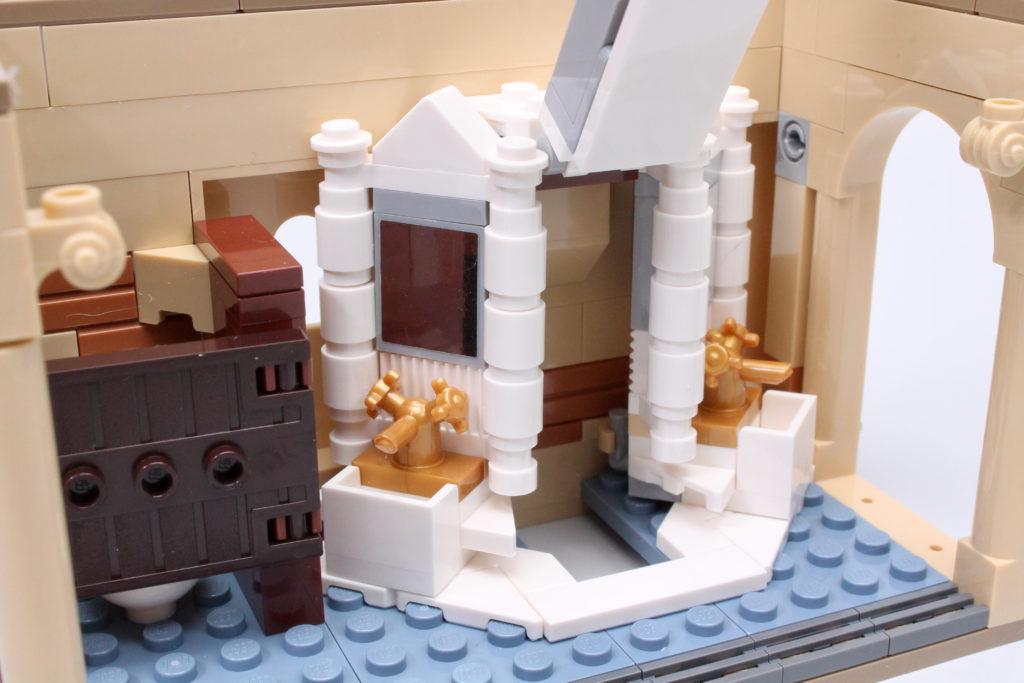 LEGO Harry Potter 76386 Hogwarts Polyjuice Potion Mistake Review 12