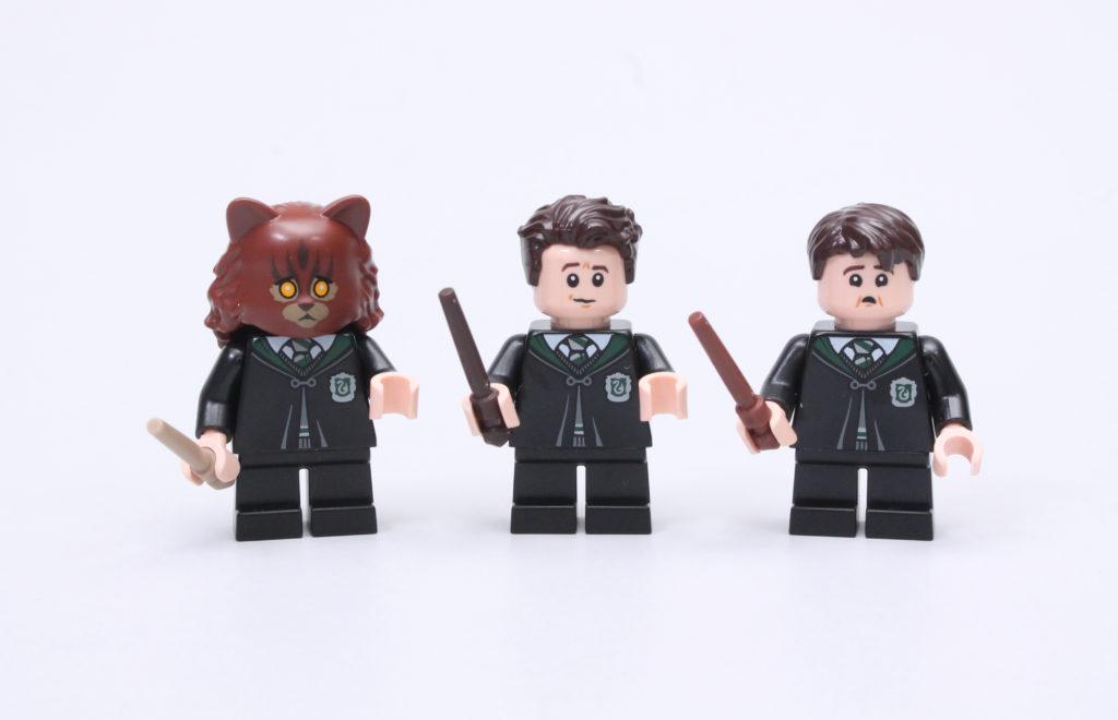 LEGO Harry Potter 76386 Hogwarts Polyjuice Potion Mistake Review 14