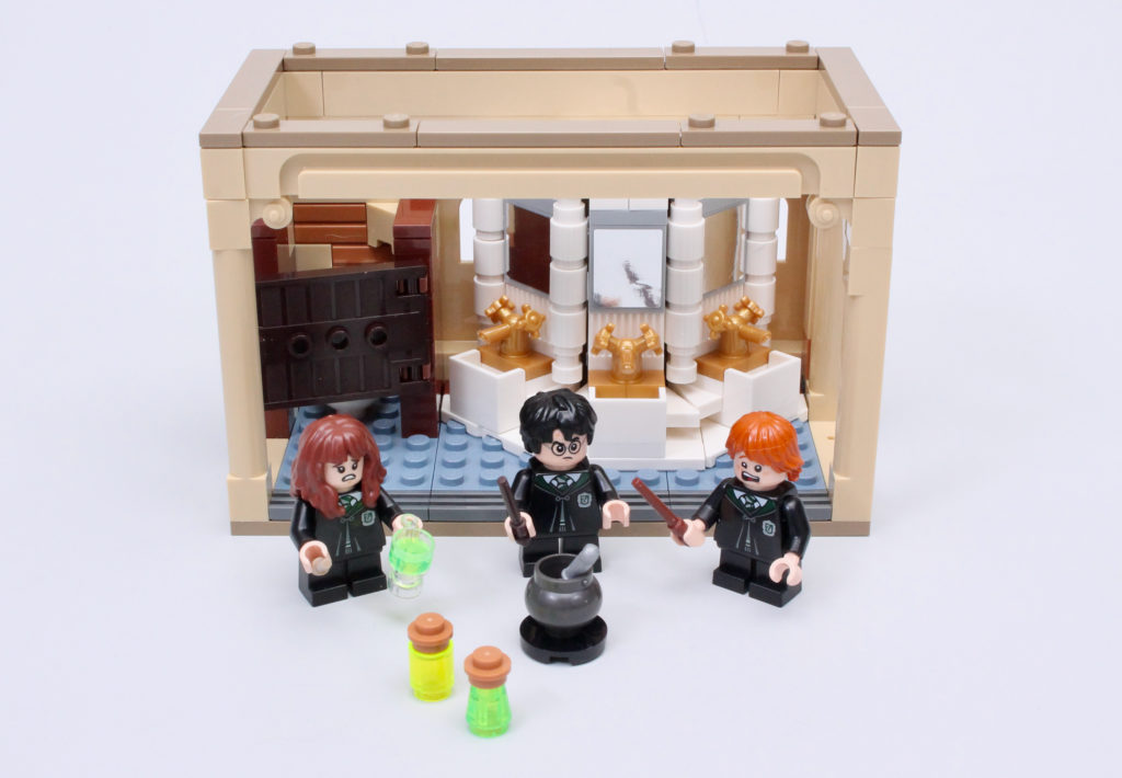 LEGO Harry Potter 76386 Hogwarts Polyjuice Potion Mistake Review 3