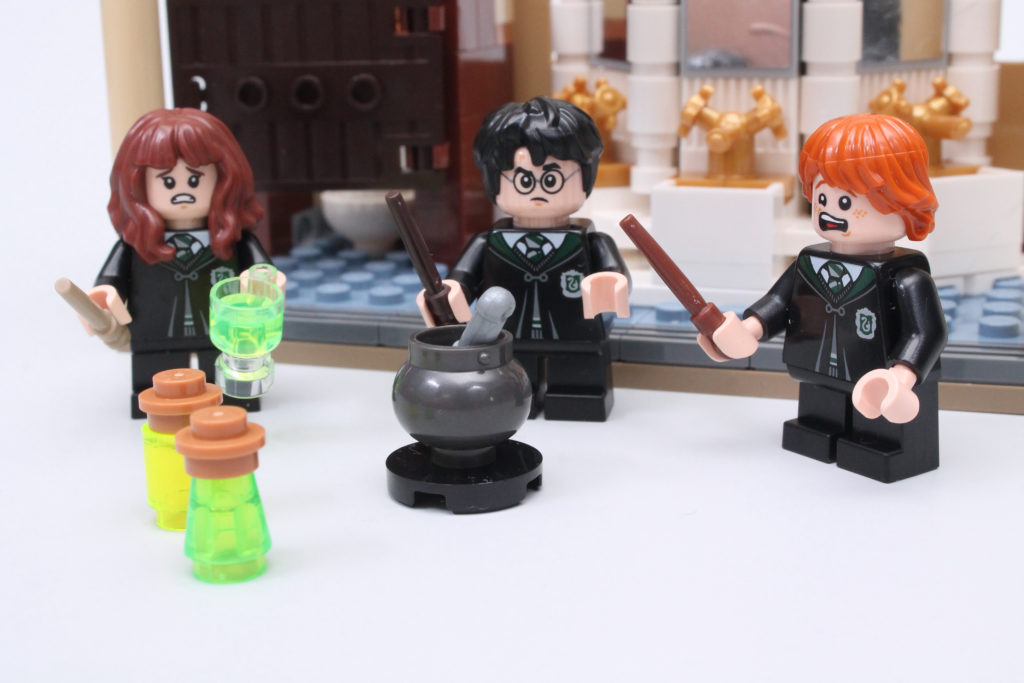 LEGO Harry Potter 76386 Hogwarts Polyjuice Potion Mistake Review 4