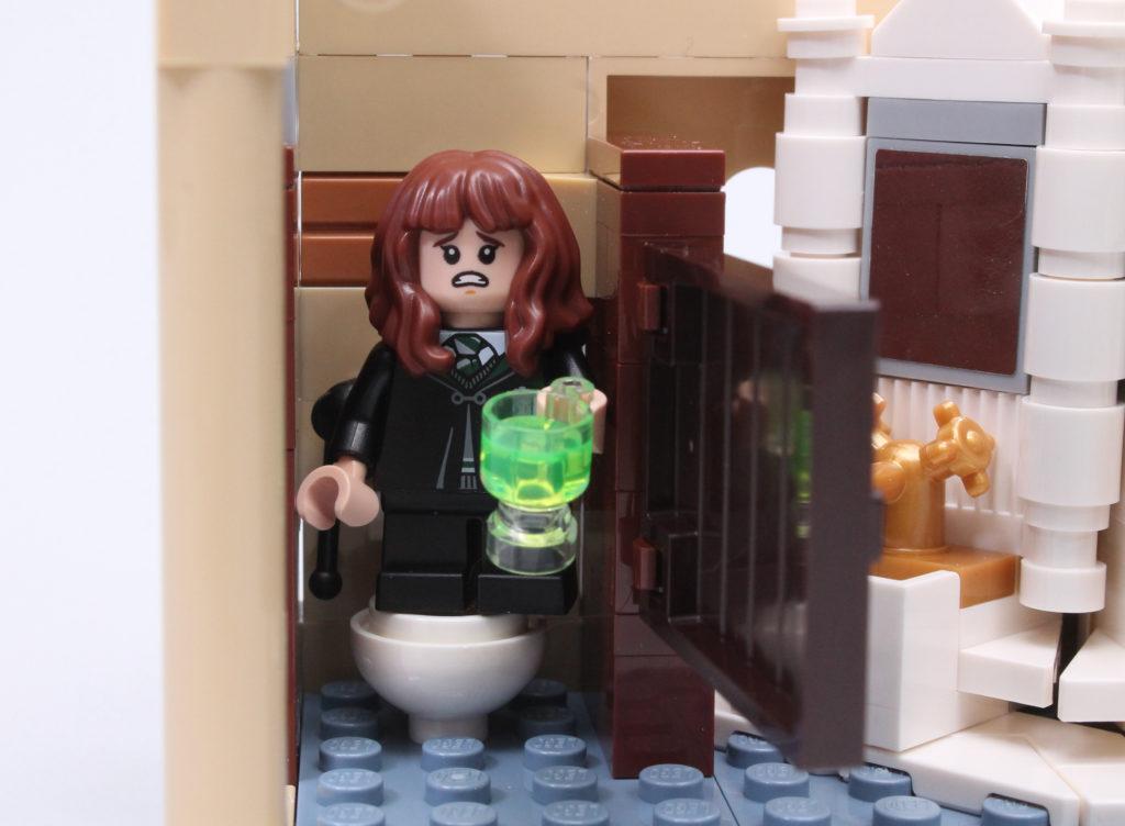 LEGO Harry Potter 76386 Hogwarts Polyjuice Potion Mistake Review 6