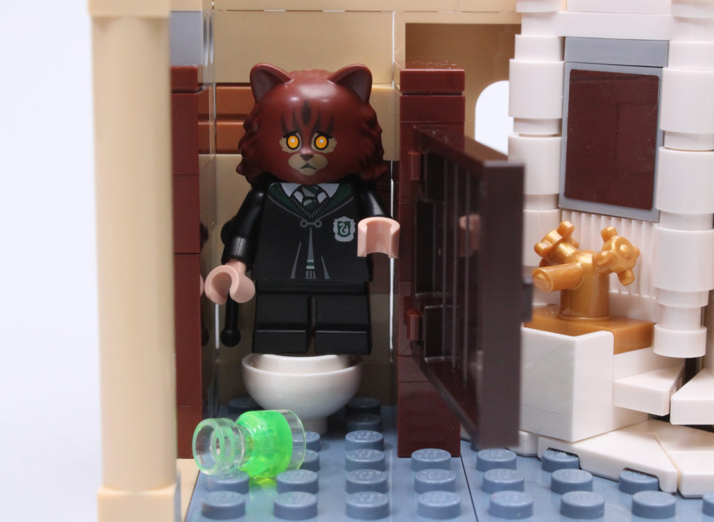 LEGO Harry Potter 76386 Hogwarts Polyjuice Potion Mistake Review 7