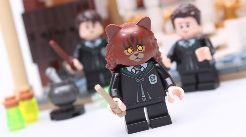 LEGO Harry Potter 76386 Hogwarts Polyjuice Potion Mistake Review Featured