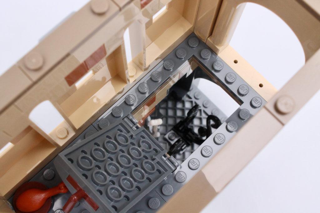 LEGO Harry Potter 76387 Hogwarts Fluffy Encounter review 13