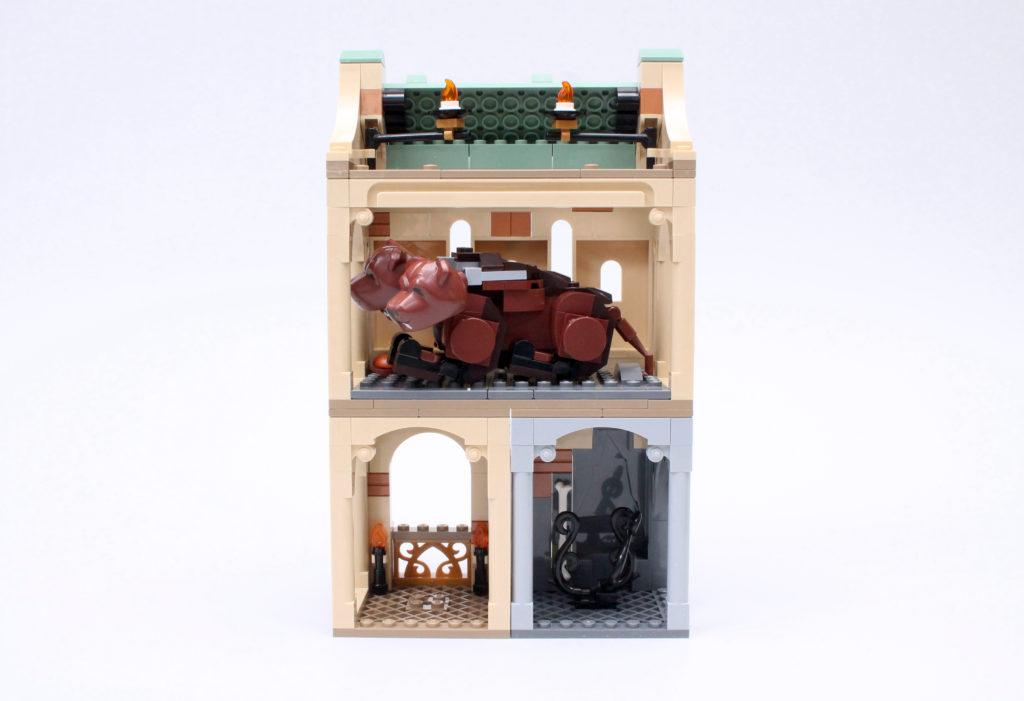 LEGO Harry Potter 76387 Hogwarts Fluffy Encounter review 20