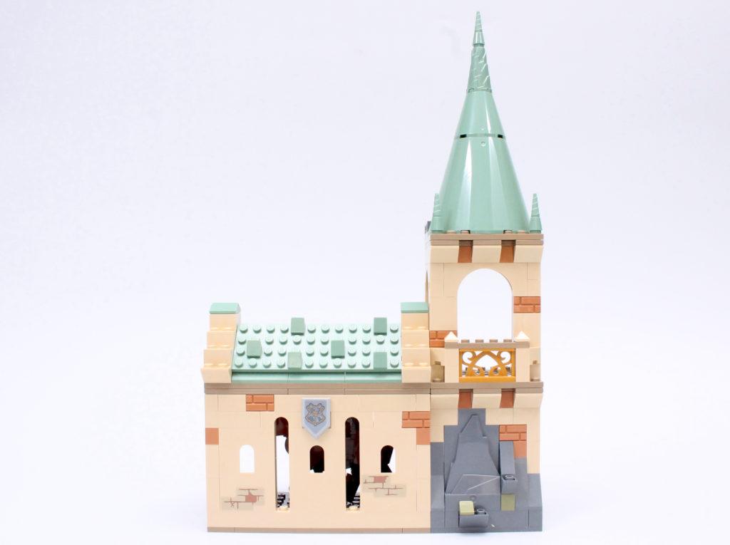 LEGO Harry Potter 76387 Hogwarts Fluffy Encounter review 6