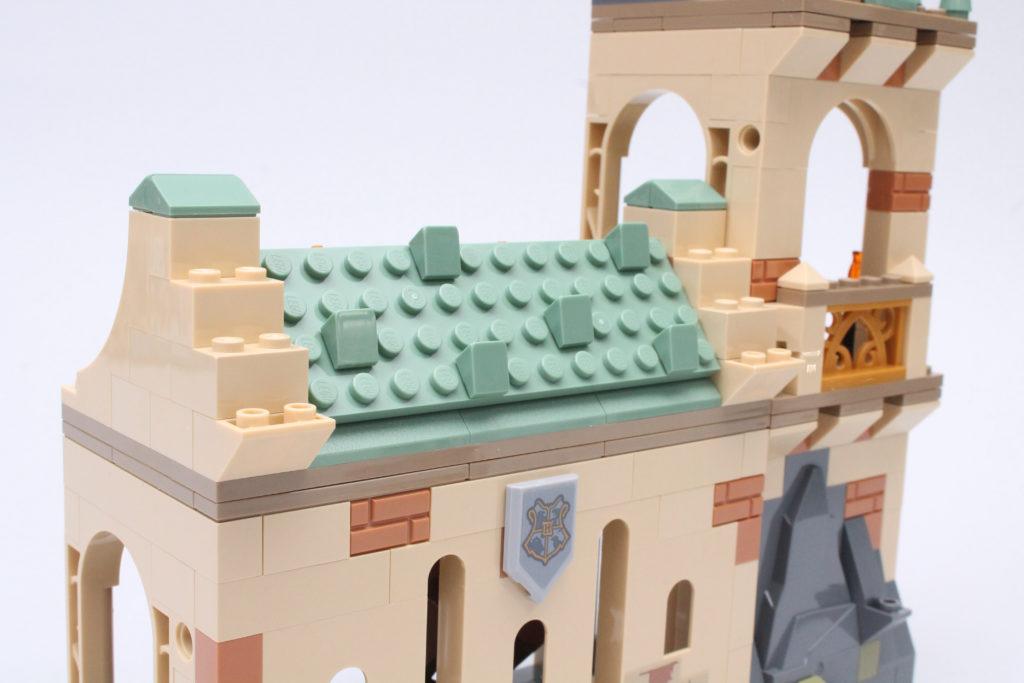 LEGO Harry Potter 76387 Hogwarts Fluffy Encounter review 7