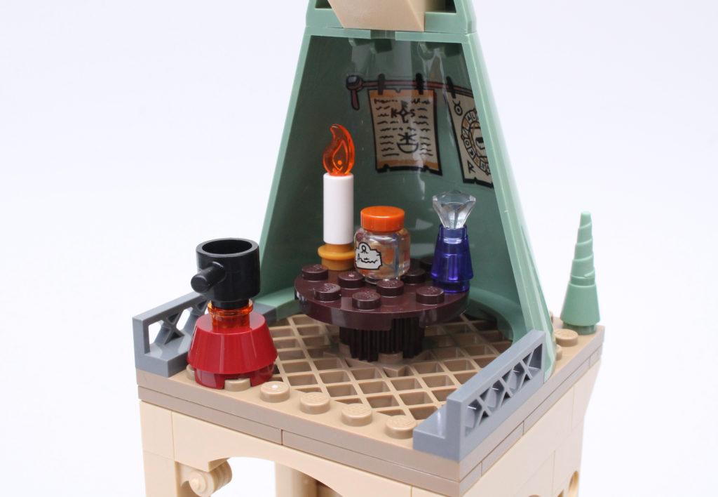LEGO Harry Potter 76387 Hogwarts Fluffy Encounter review 8