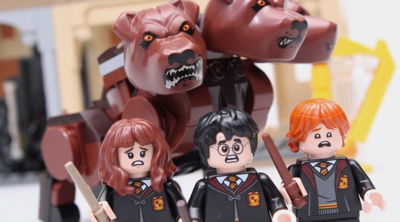 LEGO Harry Potter 76387 Hogwarts Fluffy Encounter review featured