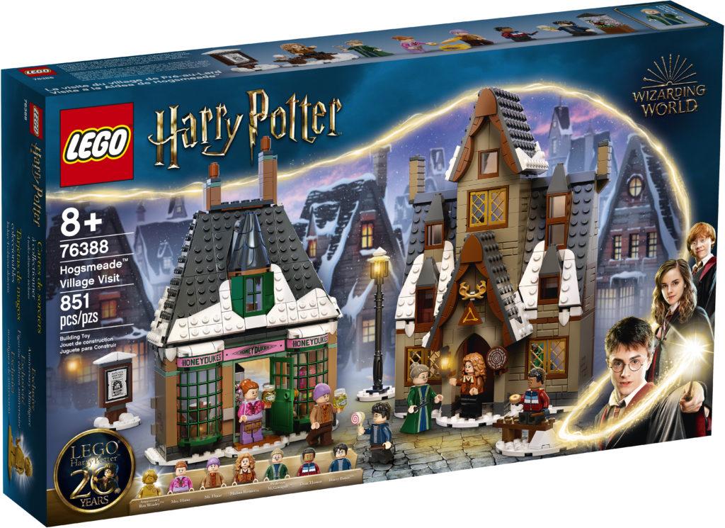 LEGO Harry Potter 76388 Hogsmeade Village Visit 1