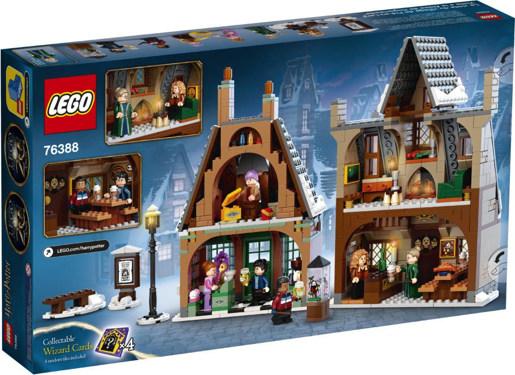 LEGO Harry Potter 76388 Hogsmeade Village Visit 2