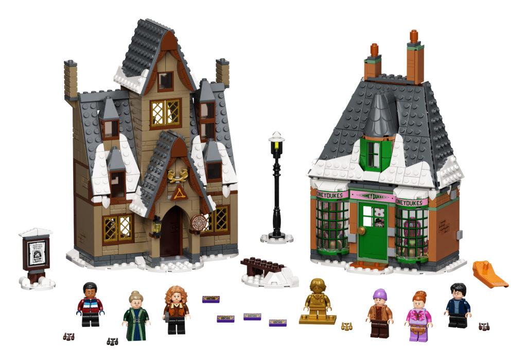 LEGO Harry Potter 76388 Hogsmeade Village Visit 5