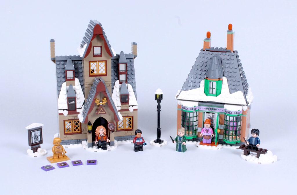 LEGO Harry Potter 76388 Hogsmeade Village Visit review 1