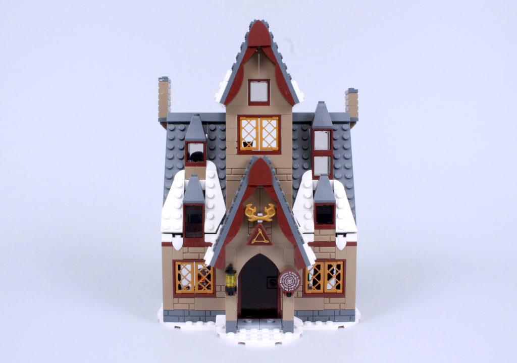 LEGO Harry Potter 76388 Hogsmeade Village Visit review 11