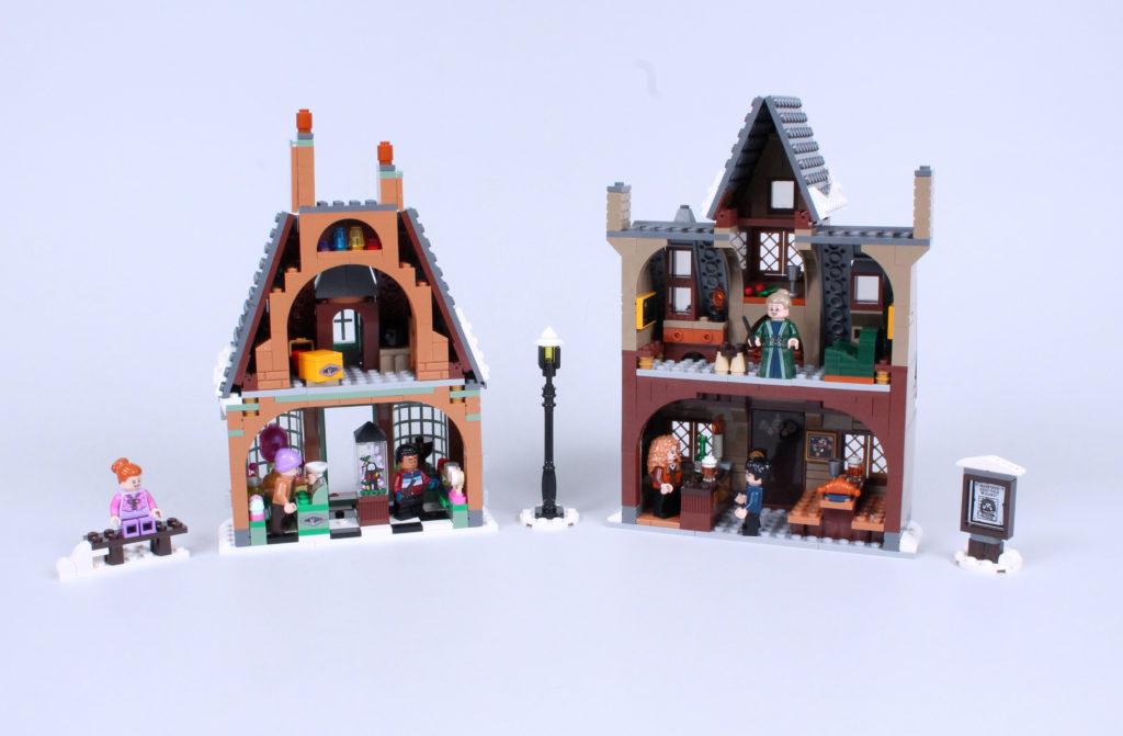 LEGO Harry Potter 76388 Hogsmeade Village Visit review 3