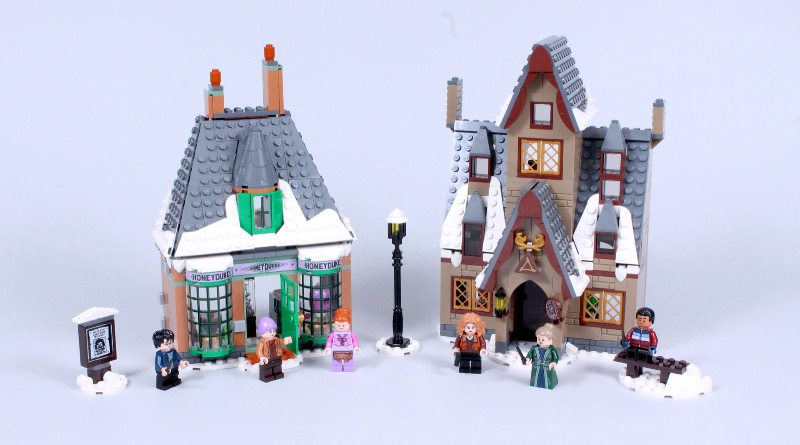 LEGO Harry Potter 76388 Hogsmeade Village Visit Review Featured 2