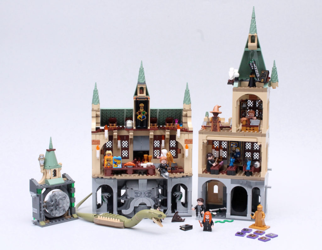 LEGO Harry Potter 76389 Chamber of Secrets review 1