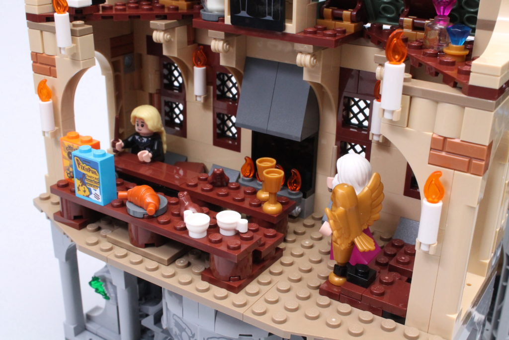 LEGO Harry Potter 76389 Chamber of Secrets review 13