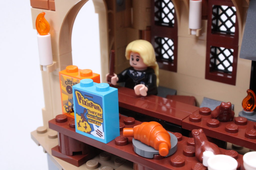 LEGO Harry Potter 76389 Chamber of Secrets review 14