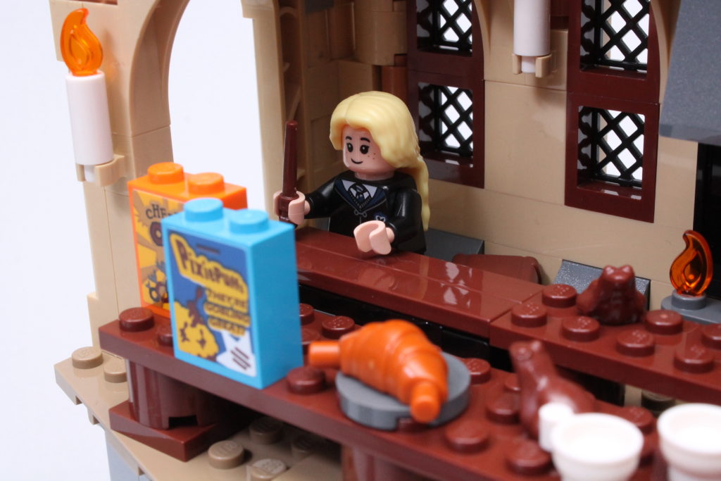 LEGO Harry Potter 76389 Chamber of Secrets review 15