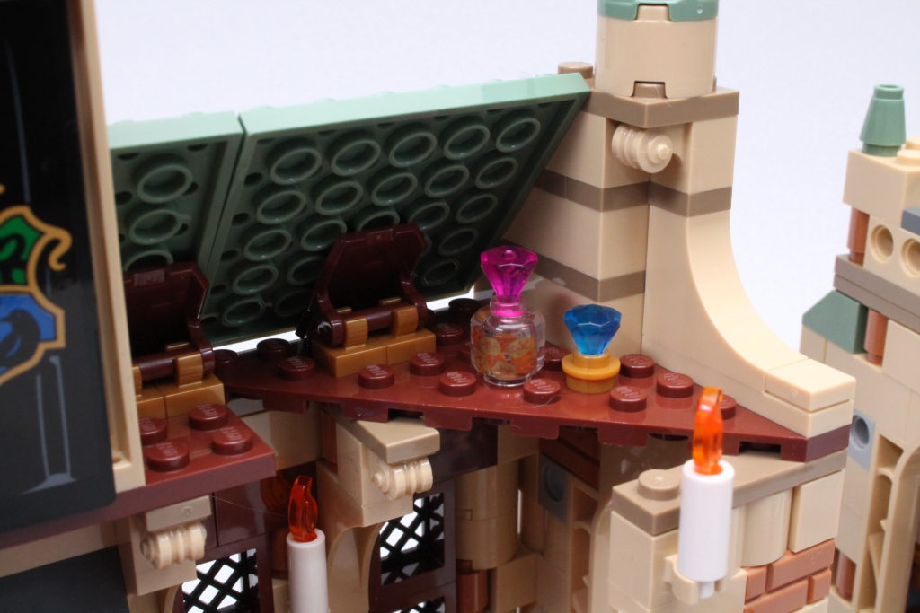 LEGO Harry Potter 76389 Chamber of Secrets review 16