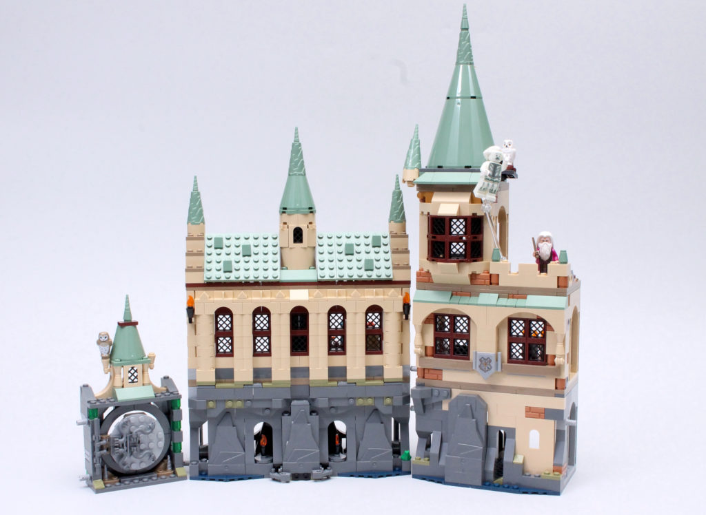 LEGO Harry Potter 76389 Chamber of Secrets review 2