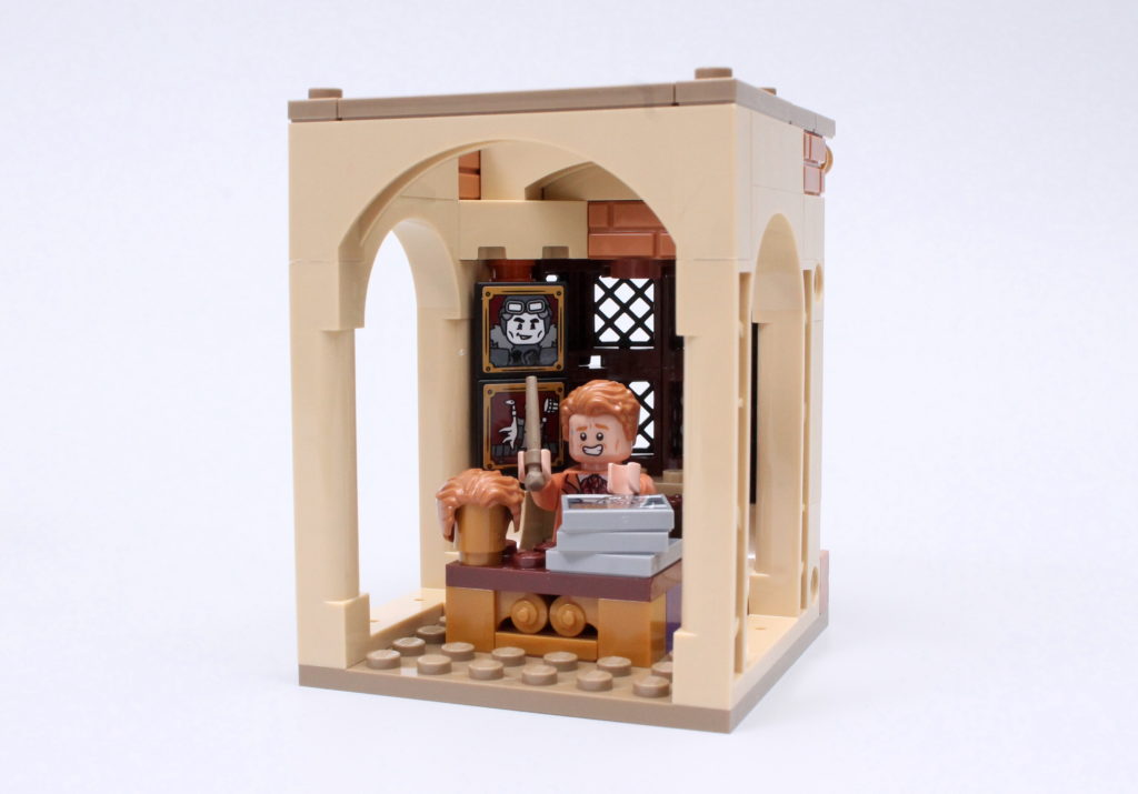 LEGO Harry Potter 76389 Chamber of Secrets review 26