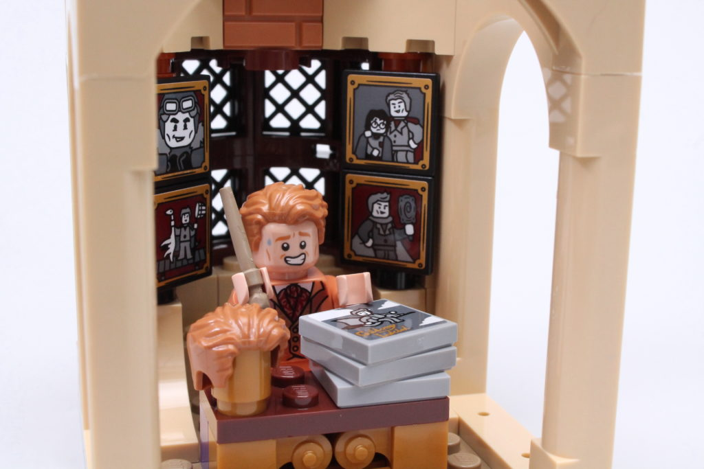LEGO Harry Potter 76389 Chamber of Secrets review 27