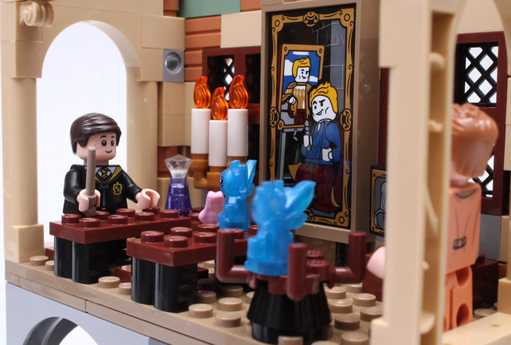 LEGO Harry Potter 76389 Chamber of Secrets review 29