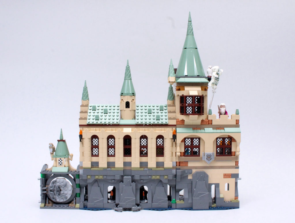 LEGO Harry Potter 76389 Chamber of Secrets review 3