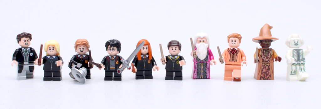 LEGO Harry Potter 76389 Chamber of Secrets review 38