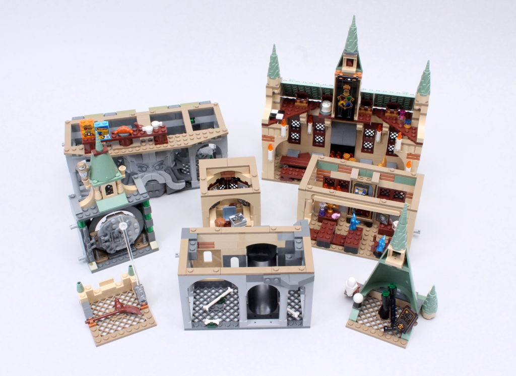 LEGO Harry Potter 76389 Chamber of Secrets review 4