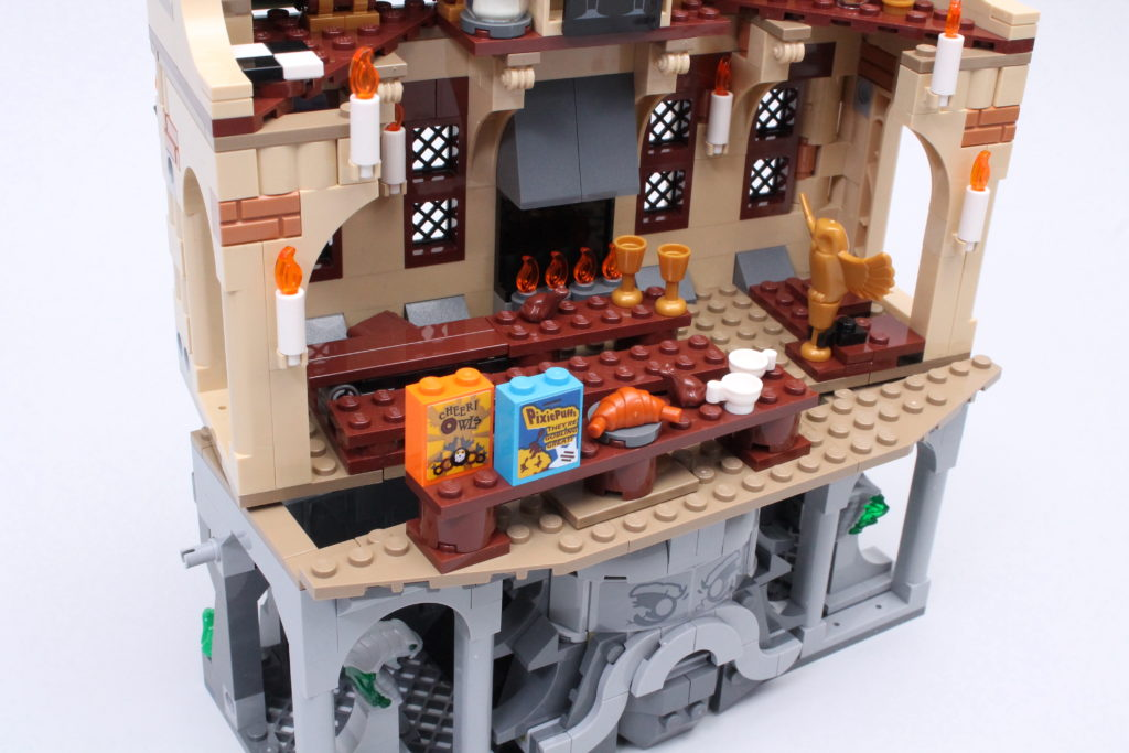 LEGO Harry Potter 76389 Chamber Of Secrets Review 6