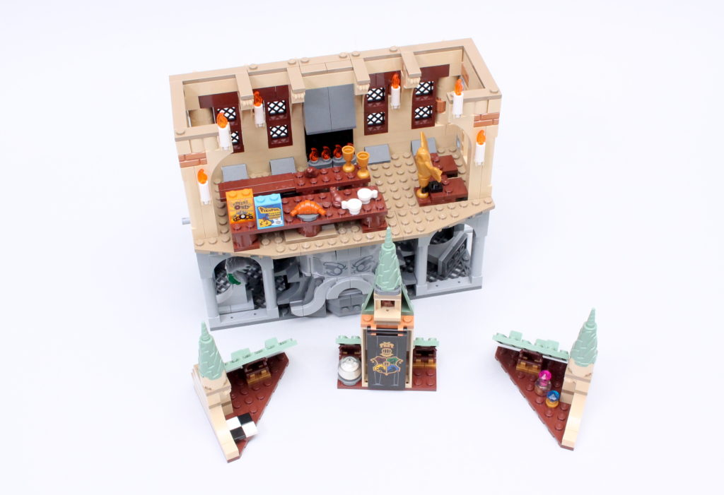 LEGO Harry Potter 76389 Chamber of Secrets review 7